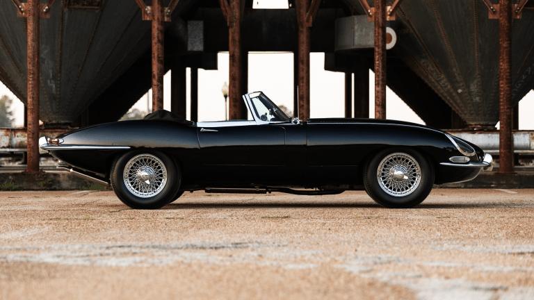 Car Porn: 1962 Jaguar XKE Roadster Series I