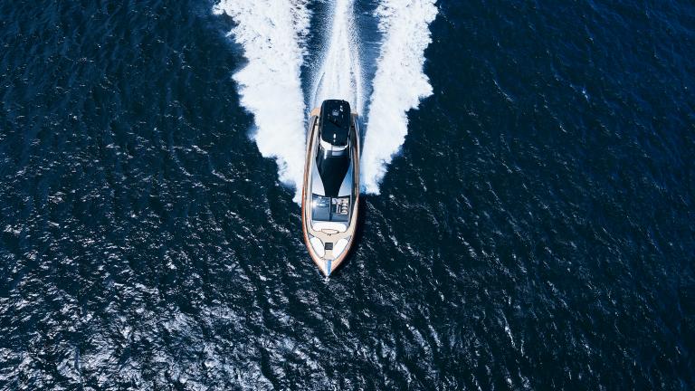Lexus Hits the Seas With Gorgeous New Luxury Yacht