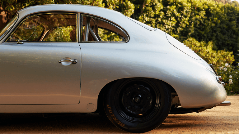 Car Porn: 1959 Porsche 356A Emory Outlaw Sunroof Coupe