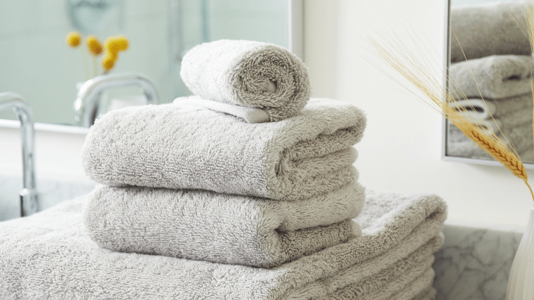 Italic's Bath Towels are From the Same Manufacturer as Fendi and Burberry (At Half the Price)