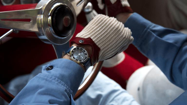 Autodromo Unveils Stunning New Motoring-Inspired Watch