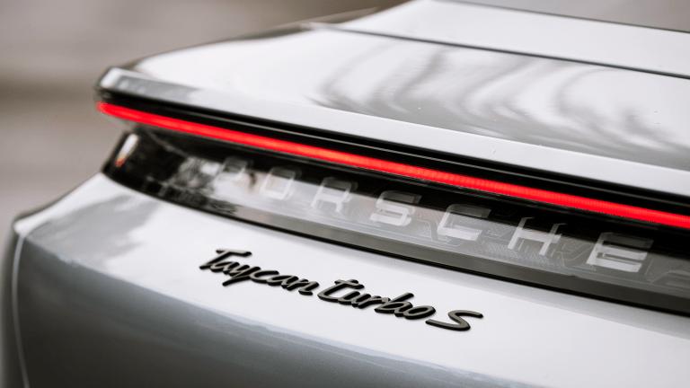 Porsche Taycan and Tesla Model S Go Head-to-Head in 'Top Gear' Drag Race