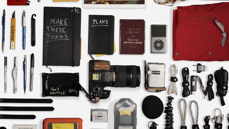 KILLSPENCER and Van Neistat Debut Camera Bag Collab