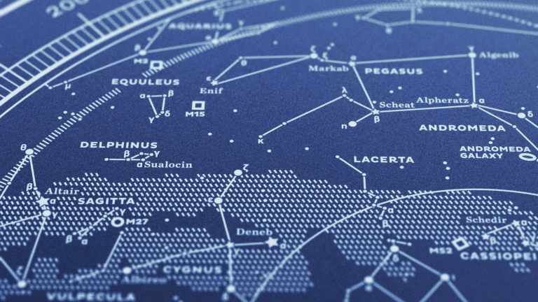 Deal Alert: Score Almost $30 Off These Beautiful Constellation Maps