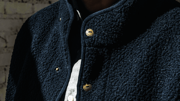 This Fleece Jacket Made of Recycled Plastic Is Sustainable Style at Its Best