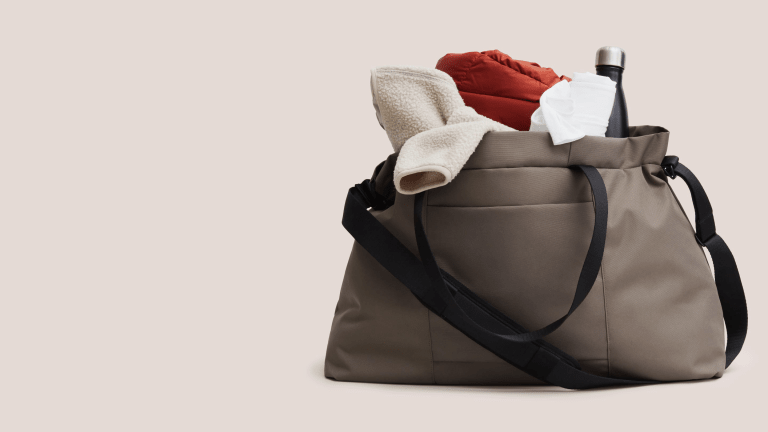 Everlane's New Weekender Bag Is a Steal at $88
