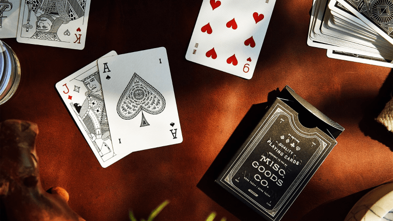 These Playing Cards are Our Favorite Stocking Stuffer—And Just Went 20% Off