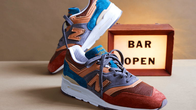Todd Snyder and New Balance Unveil New M997 Sneaker Collab