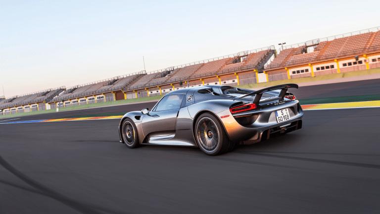 The Five Fastest Street-Legal Porsches Ever Built