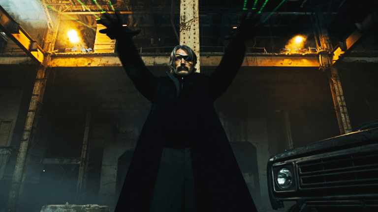 Mads Mikkelsen Goes Full 'John Wick' in New Netflix Thriller