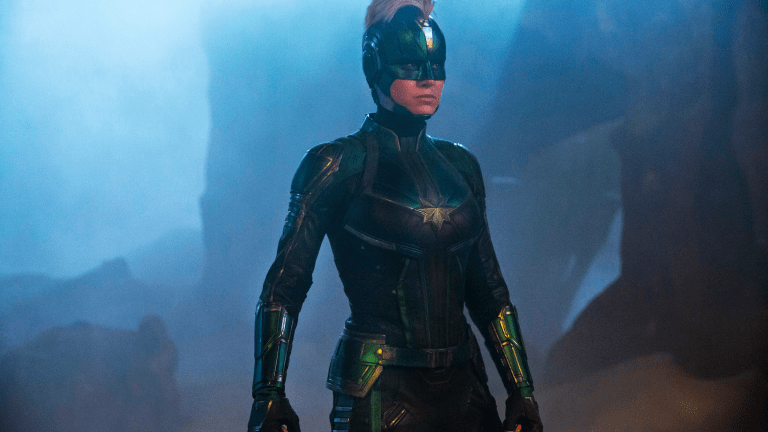This Is the Best Look at 'Captain Marvel' Yet