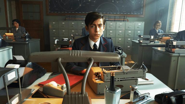Get a Closer Look at Netflix's Superhero Series 'The Umbrella Academy'