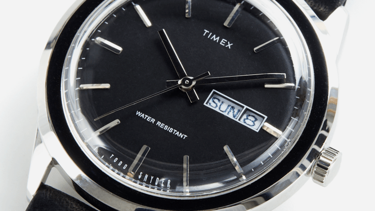 The Latest Todd Snyder x Timex Watch Delivers Serious Mid-Century Style