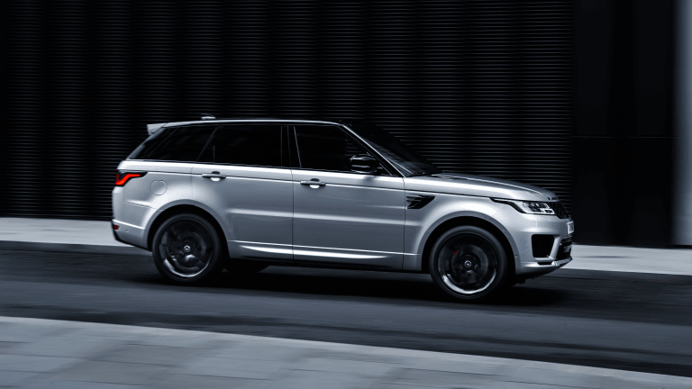 The Range Rover Sport Gets HST Upgrade With Electrified Straight-Six
