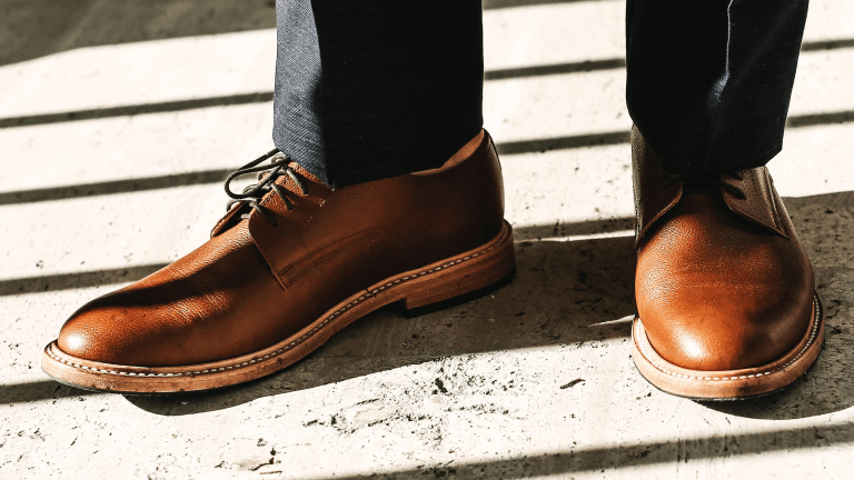 These Handmade Leather Oxfords and Brogues Will Have You Looking Good for a Lifetime