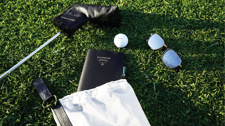 KILLSPENCER Kicks Off Golf Collection With Luxe Putter Covers and More