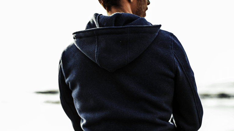 This Cozy Heathered Hoodie Is a Tribute to Big Sur