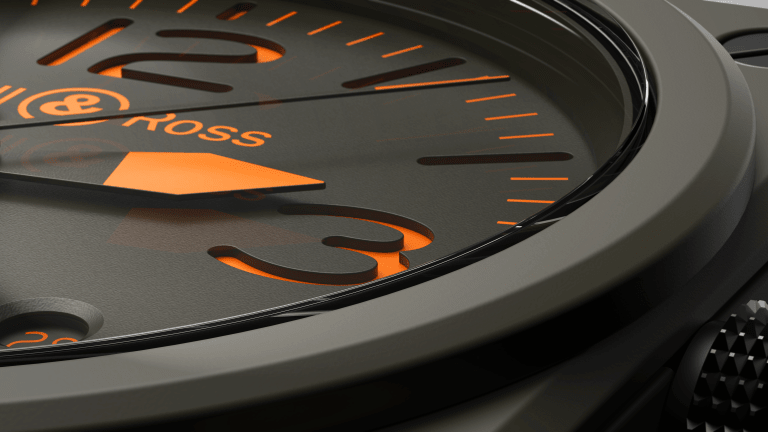 Bell & Ross' Unveils New Watch Inspired by Iconic MA-1 Flight Jacket