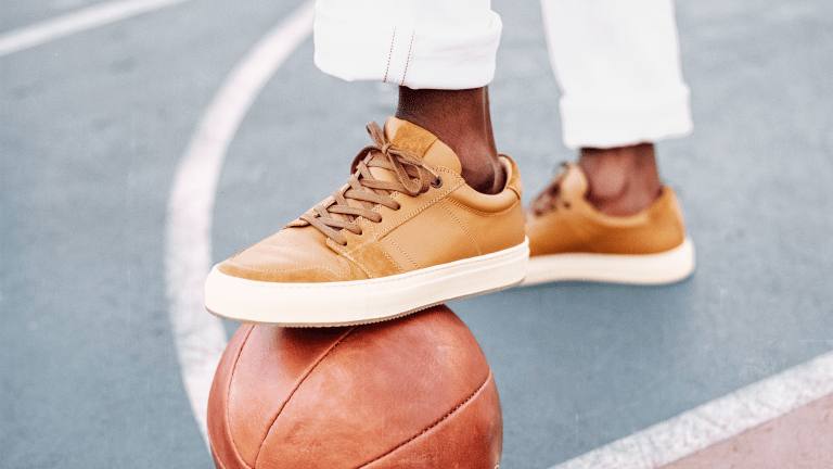 GREATS' New Collection Pays Homage to Vintage Basketball Sneakers