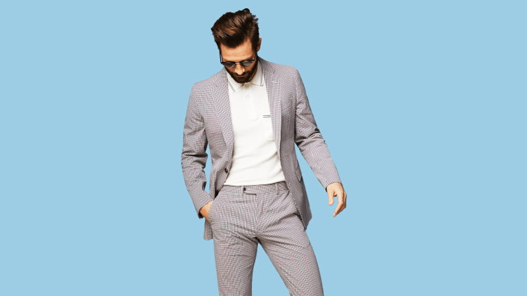 The Best Semi-Affordable Suits for Your Nonstop Summer Wedding Tour