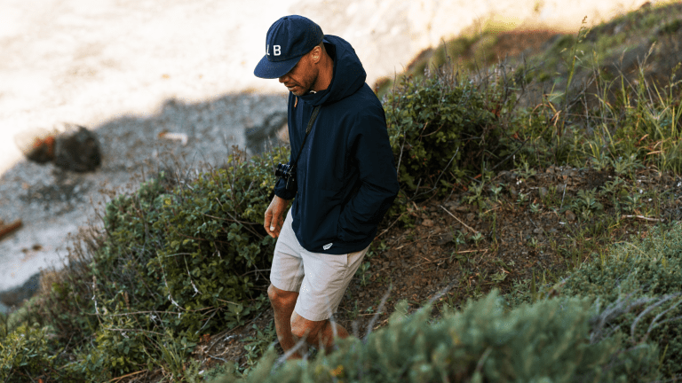 Wellen's Organic Cotton Shorts are Ready for Whatever Summer Sends Your Way