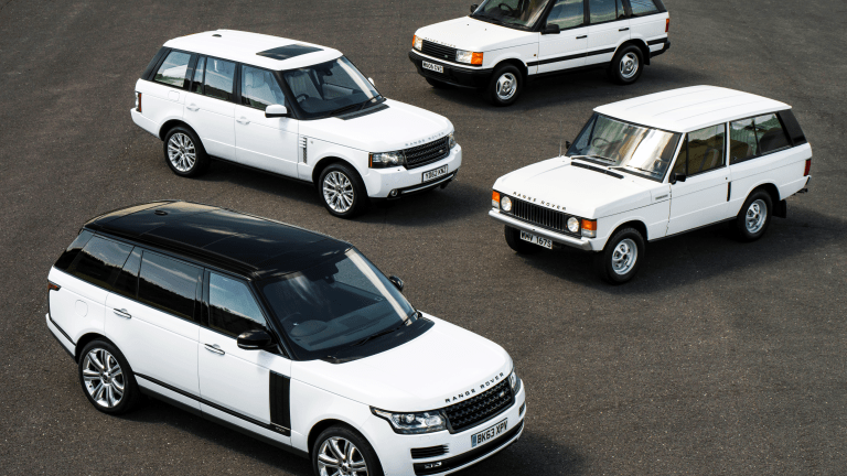 Everything You Need to Know About the Range Rover