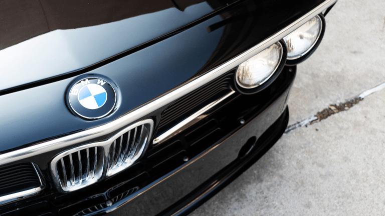 Car Porn: 1972 BMW 3.0 CSL