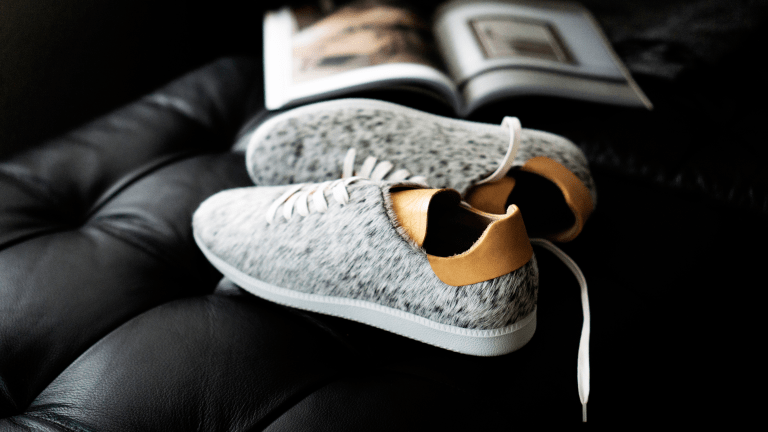 Oliver Cabell Releases New Sneaker With Natural Pony Hair Upper