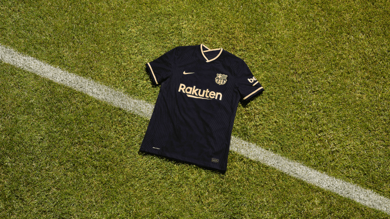 Nike Unveils Stylish FC Barcelona Away Kit for 20/21 Season