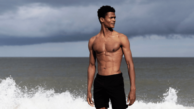 L'Estrange London Releases the Perfect Summer Short (And Made It Swimmable)