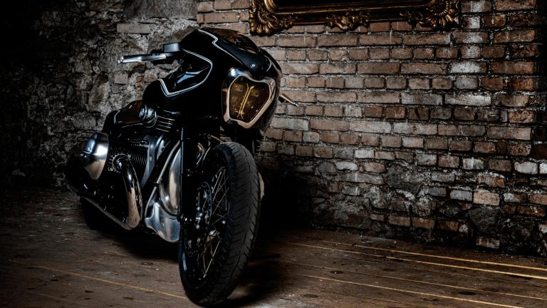 BMW Motorrad and Blechmann Reveal Custom R 18
