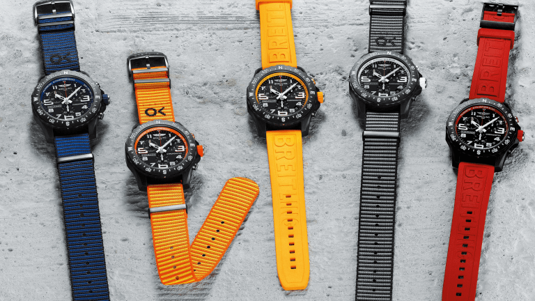 Breitling Launches a New Athlete-Specific Sport Watch