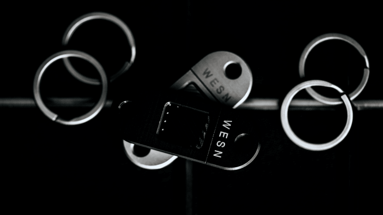 WESN Has Your EDC Covered With New Quick-Release Keychain