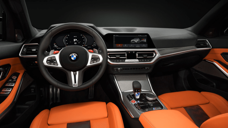 BMW Reveals Revamped M3 and M4 for 2021
