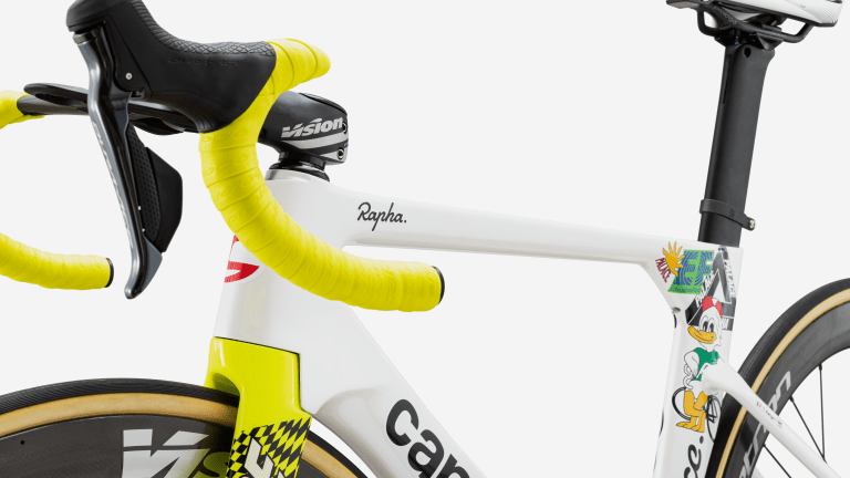 Rapha x Palace Reveal First-Ever Cycling Collab