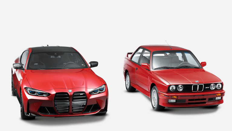 Kith x BMW Reveal One-of-One M3 and Clothing Collection