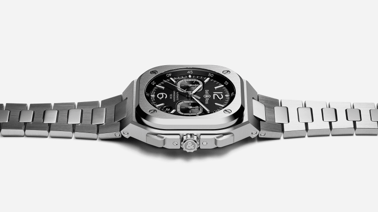 Our Favorite Modern Watch Gets a Chronograph Update