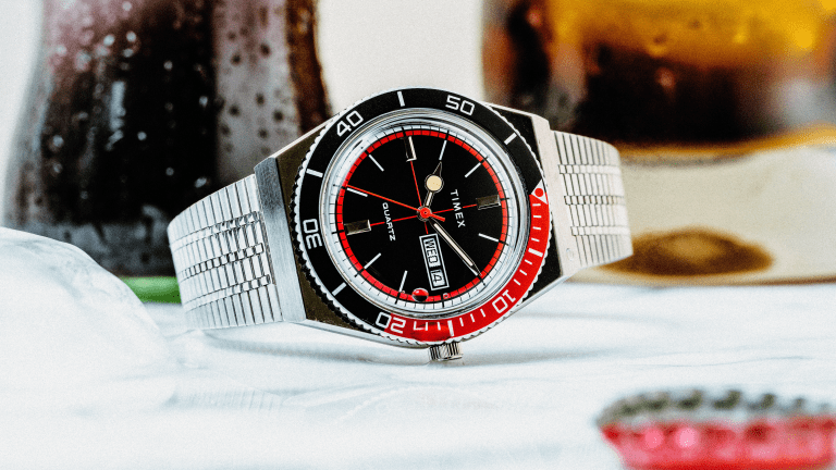 Timex Links With Huckberry on Wickedly Cool Special Edition Watch