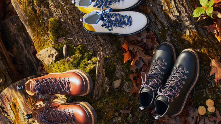 GREATS Has You Covered With New Dante Hiker Boot