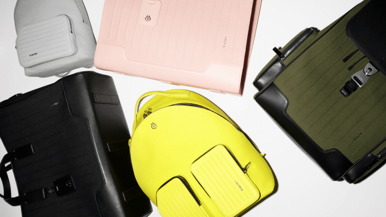 RIMOWA's First Collection of Lifestyle Bags are Now Available