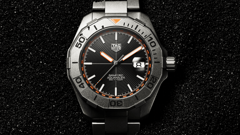 TAG Heuer and Bamford Watch Department Reveal Another Stunning Collab