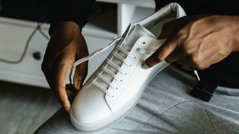 Our Favorite New Sneaker Is 25% Off Right Now (And Comes With a Free Bracelet)