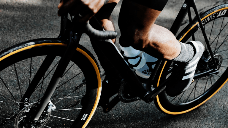 adidas Impresses With New Road Cycling Shoe