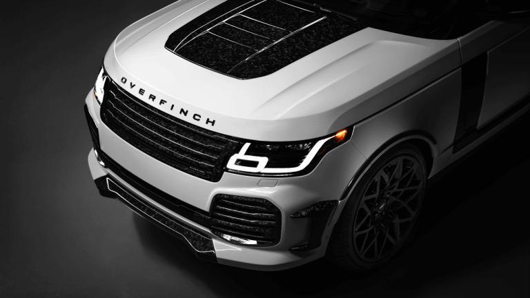 Overfinch Unveils Eye-Popping Custom Range Rover SVAutobiography