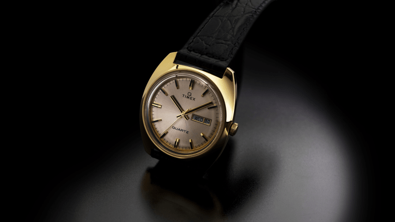 The Q Timex Marmont 1975 Has Arrived