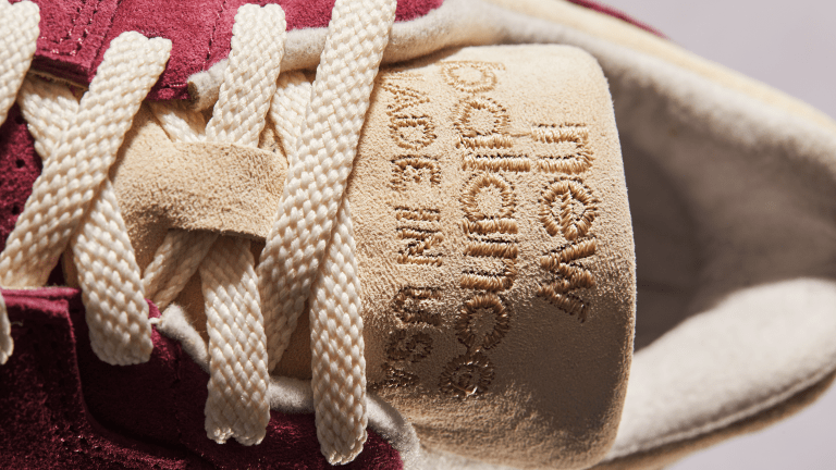 Todd Snyder x New Balance Release Reimagined 997 Sneaker Feat. Rare Archival Logo