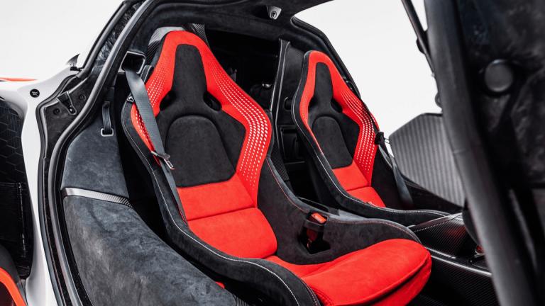 McLaren Reveals the Stunning Sabre Hypercar