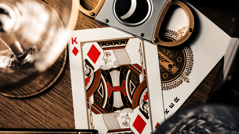 Theory11 Unleashes James Bond Editon Playing Cards