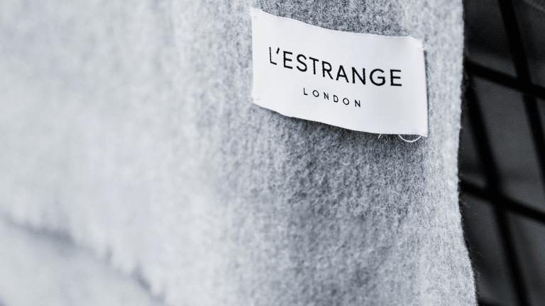L'Estrange London's First Accessory Is a Winter Wardrobe Upgrade