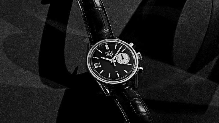 HODINKEE and Tag Heuer Link Up on Sleek Watch Collab